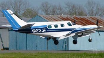 1974 BEECHCRAFT B60 DUKE for sale - AircraftDealer.com