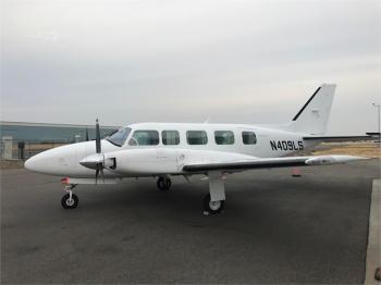 1981 PIPER NAVAJO CHIEFTAIN for sale - AircraftDealer.com