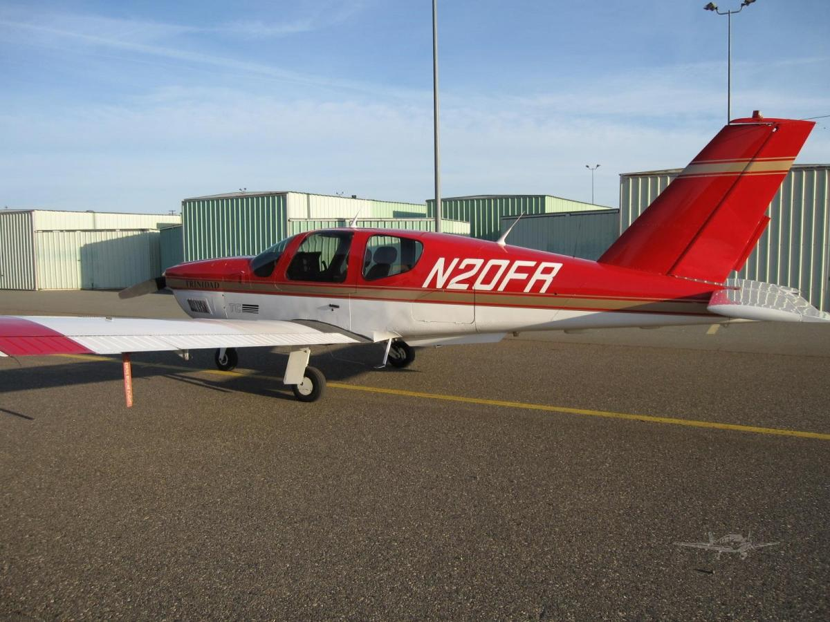 1986 SOCATA TB-21 TC TRINIDAD  - Photo 1