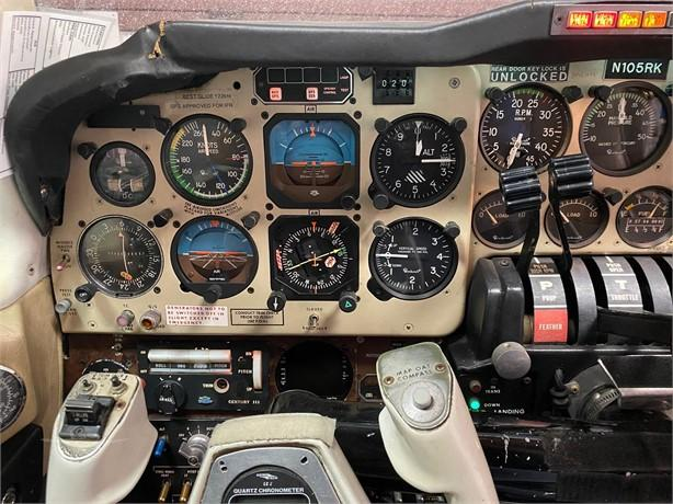 1979 BEECHCRAFT 58TC BARON Photo 5