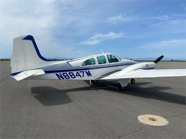 1963 BEECHCRAFT D95A TRAVEL AIR Photo 2