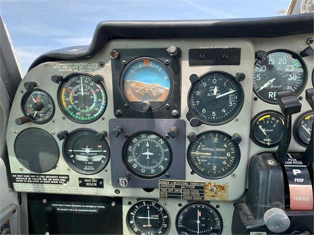 1963 BEECHCRAFT D95A TRAVEL AIR Photo 6
