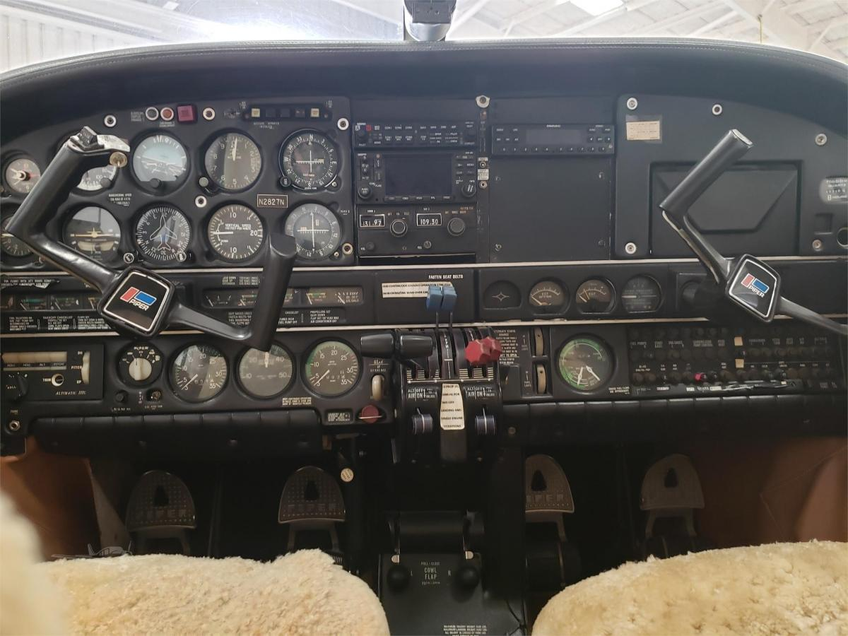 1979 PIPER SENECA II  Photo 5