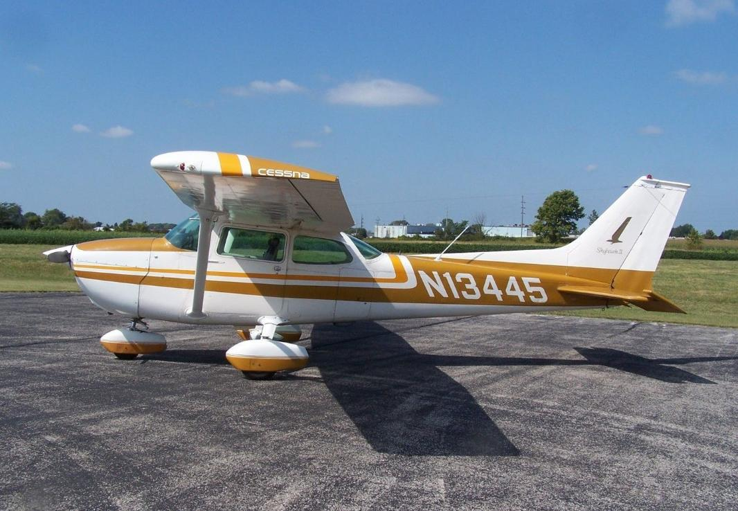 1974 CESSNA 172M SKYHAWK - Photo 1