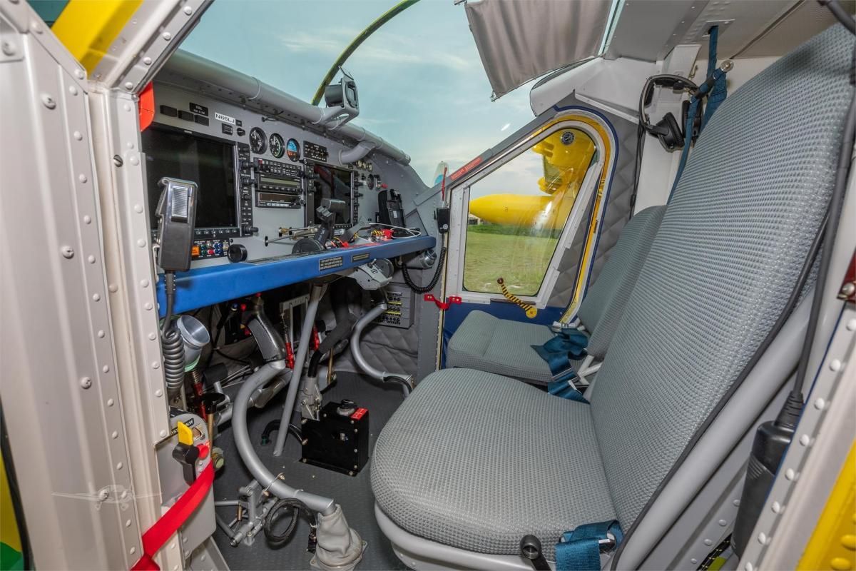 2018 PILATUS PC-6 PORTER Photo 3
