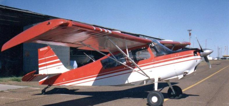 1978 BELLANCA CITABRIA SUPER SCOUT  Photo 2