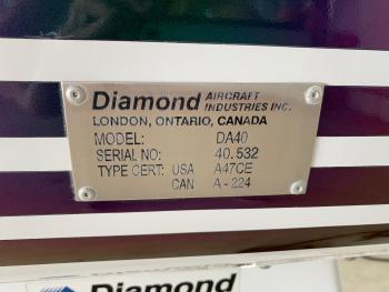 2005 DIAMOND DA40 - Photo 11