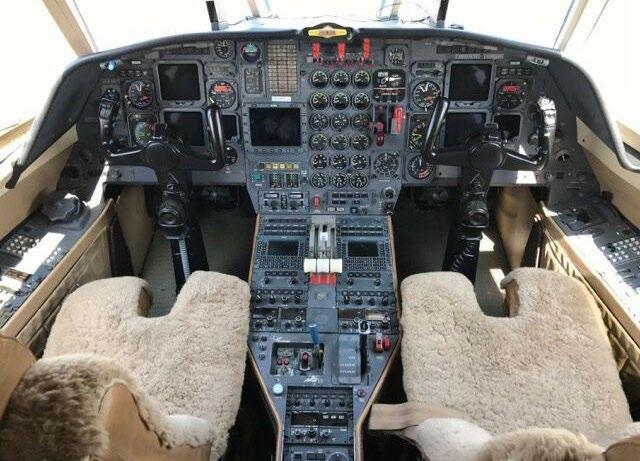 1982 Falcon 50 Photo 7