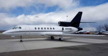 1982 Falcon 50 for sale - AircraftDealer.com
