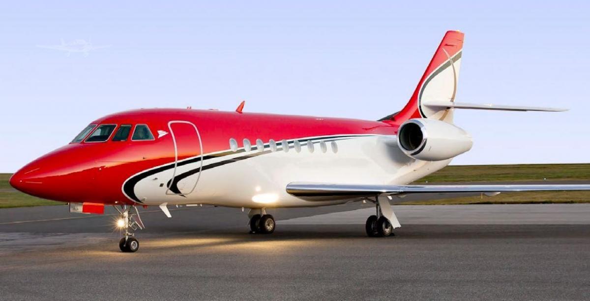 Dassault Falcon 2000 - Photo 1