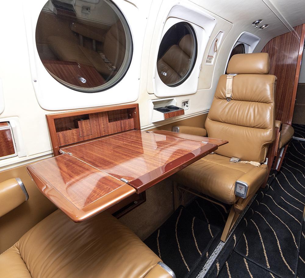 1977 Beech King Air E90 Photo 4