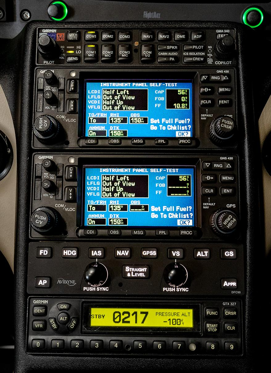 2007 Cirrus SR20 G2 GTS Photo 7