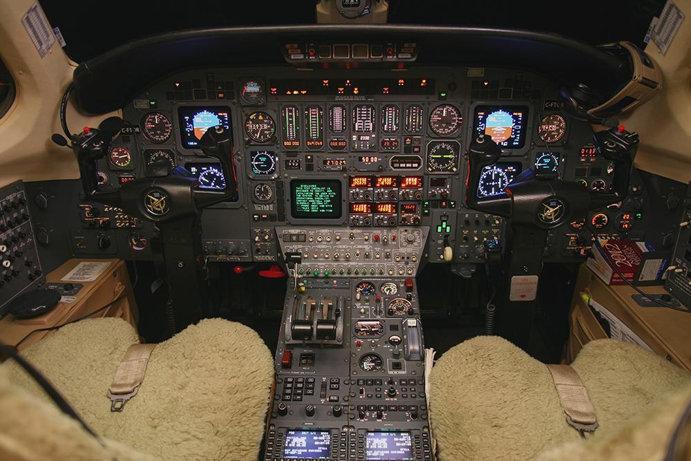 1996 Cessna Citation VII Photo 5