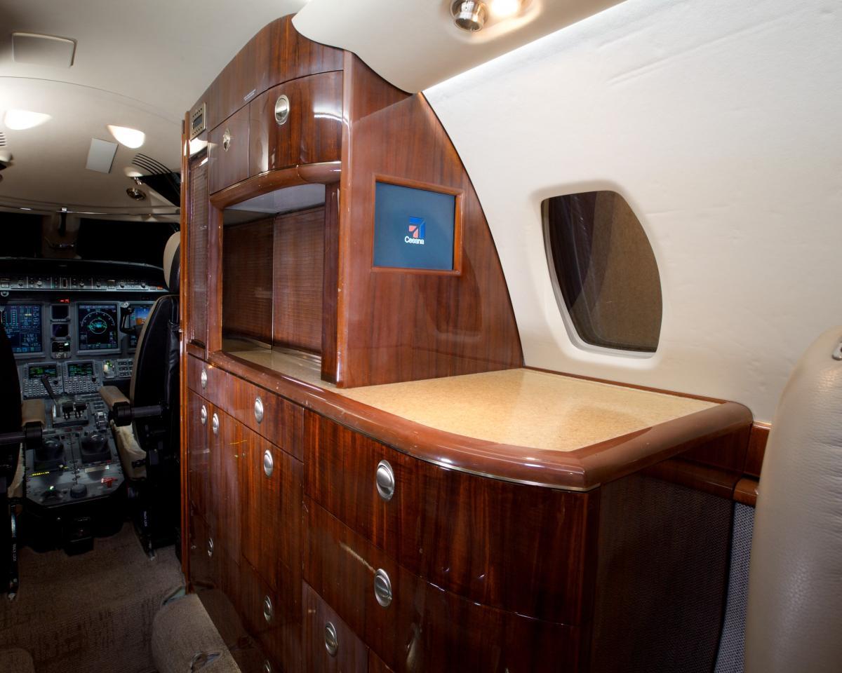2007 Cessna Citation Sovereign Photo 4