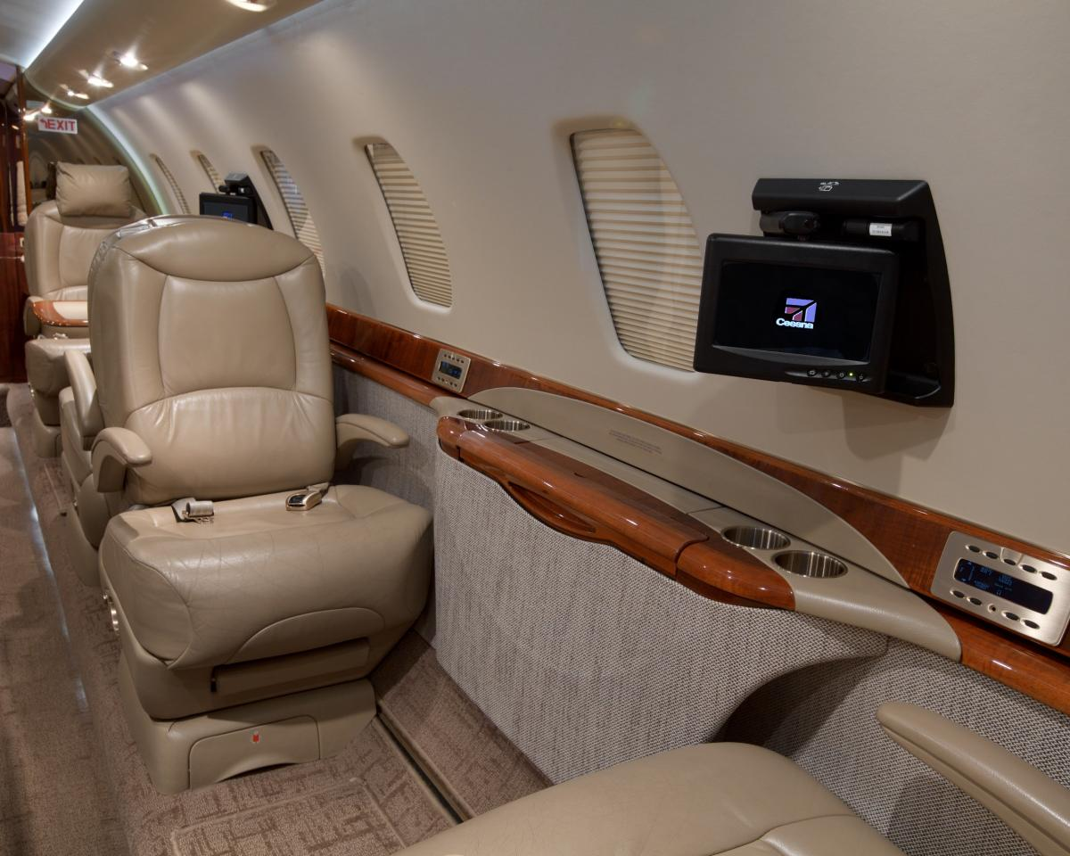 2007 Cessna Citation Sovereign Photo 7