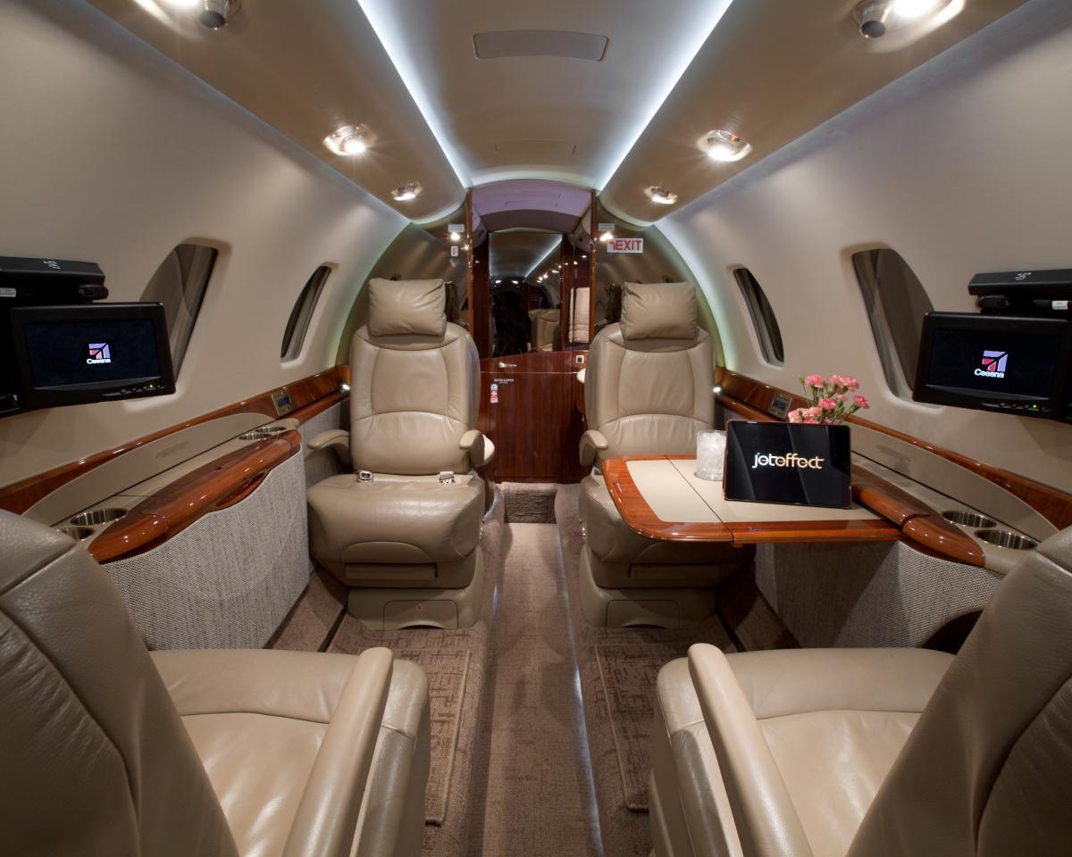 2007 Cessna Citation Sovereign Photo 2