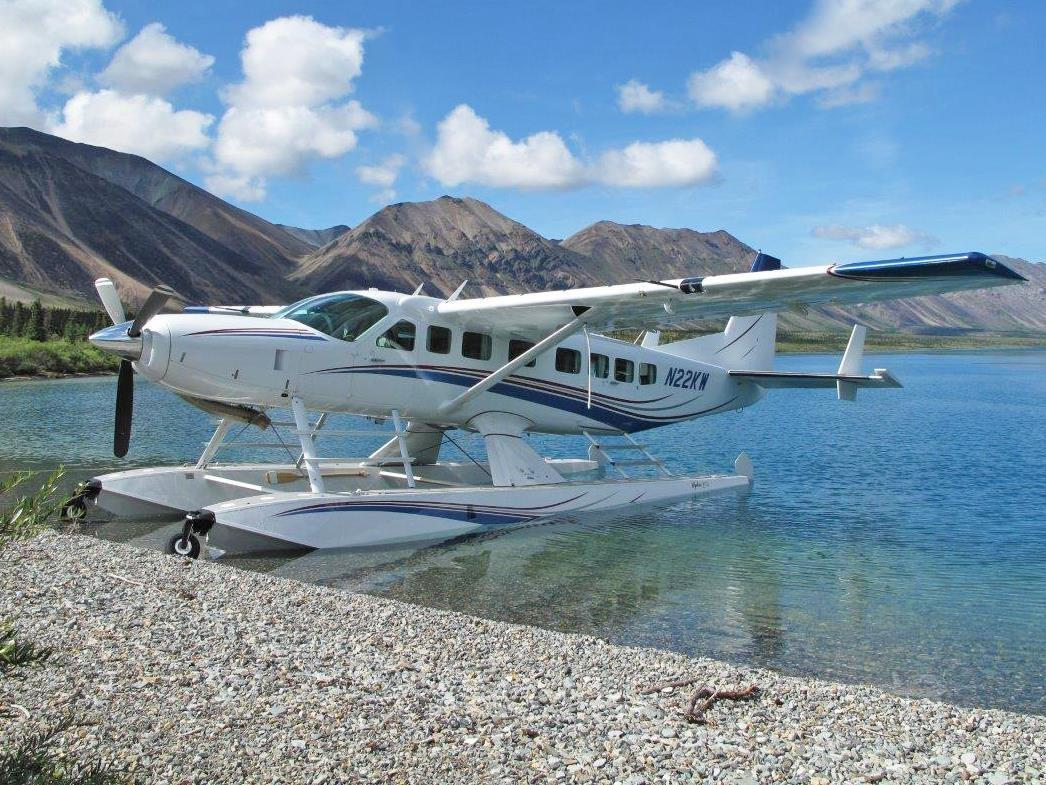 2015 CESSNA GRAND CARAVAN EX AMPHIB Photo 2