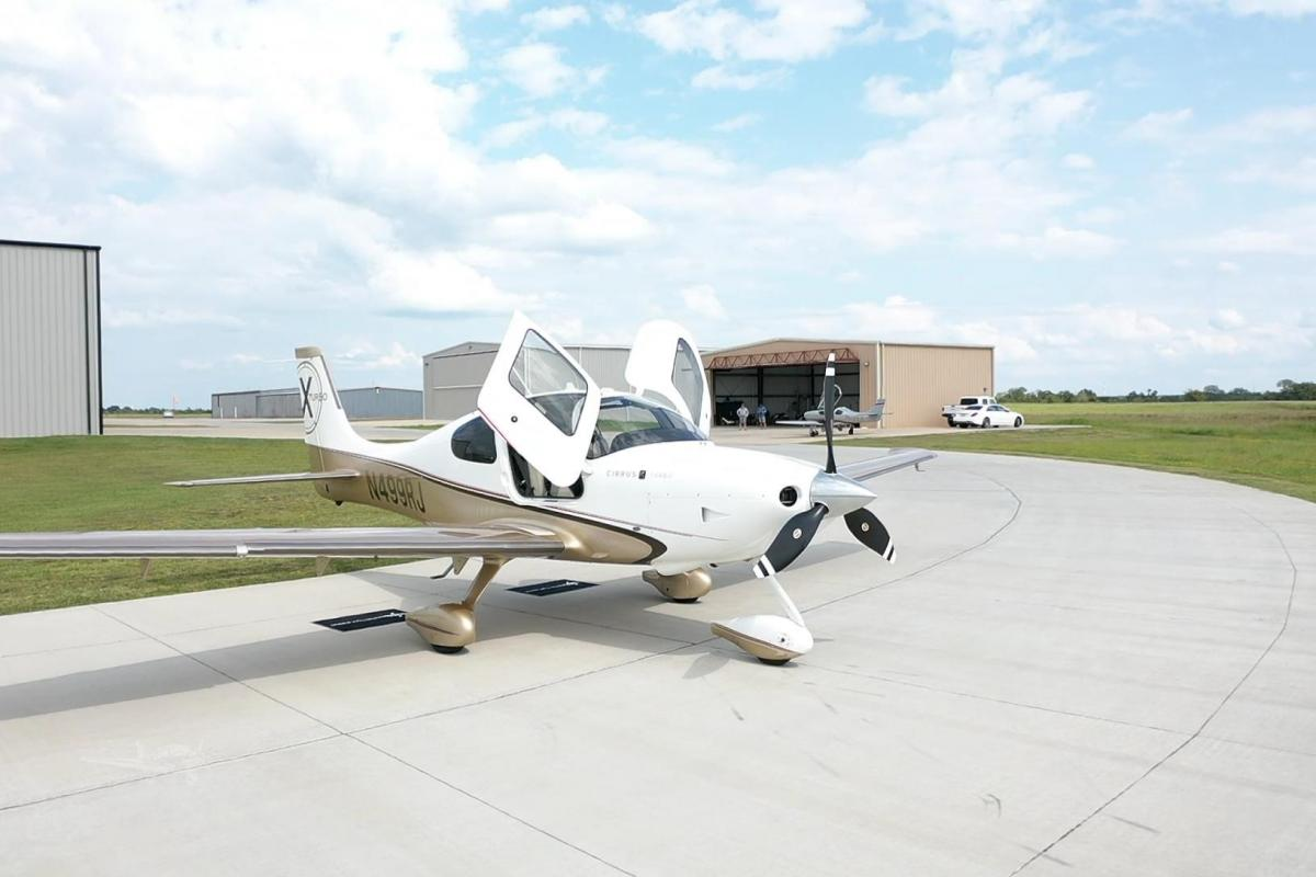 2009 CIRRUS SR22-G3 TURBO Photo 6