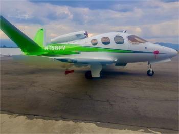 2019 CIRRUS VISION SF50-G2 for sale - AircraftDealer.com