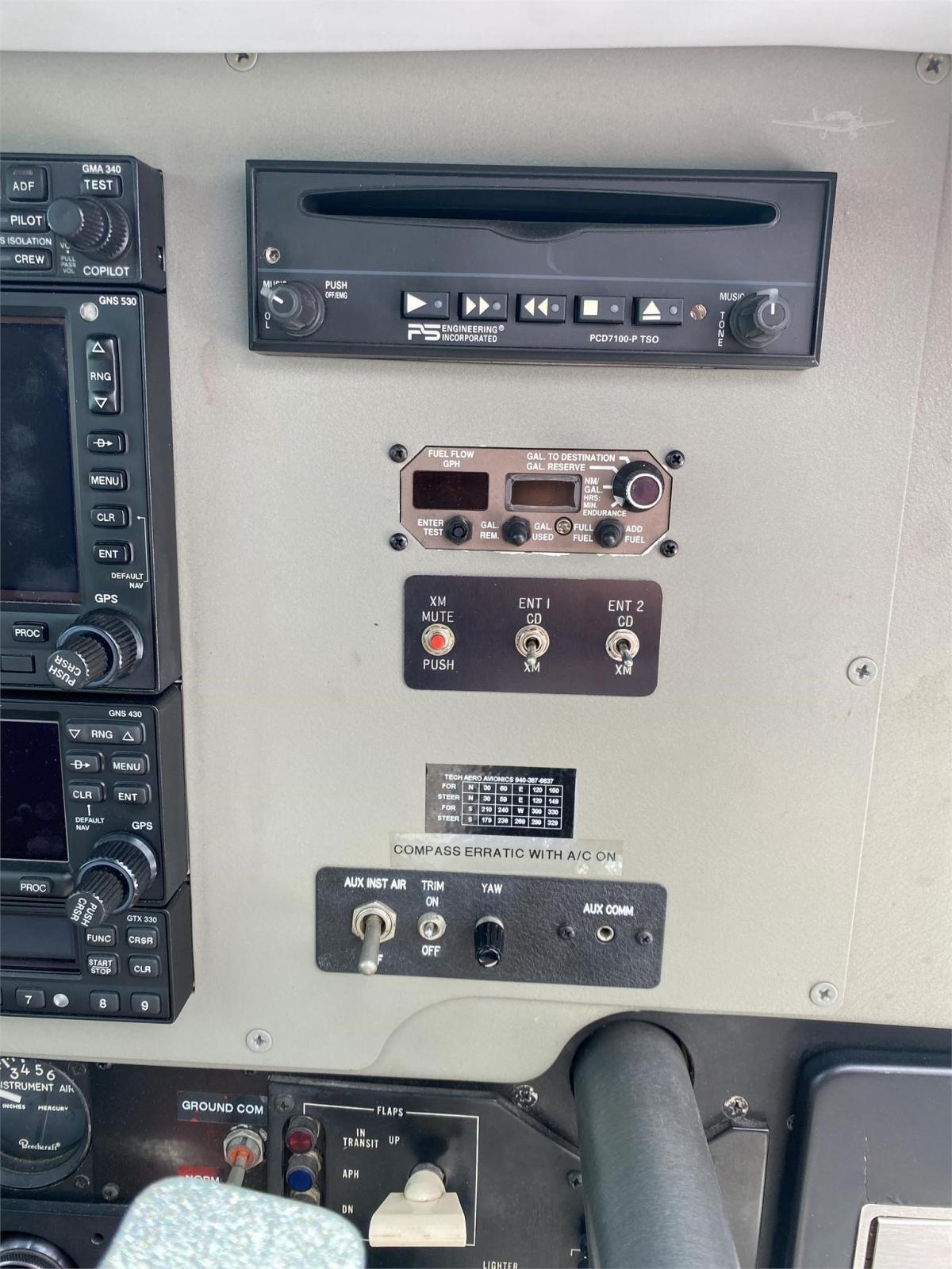 1984 BEECHCRAFT A36 BONANZA Photo 4
