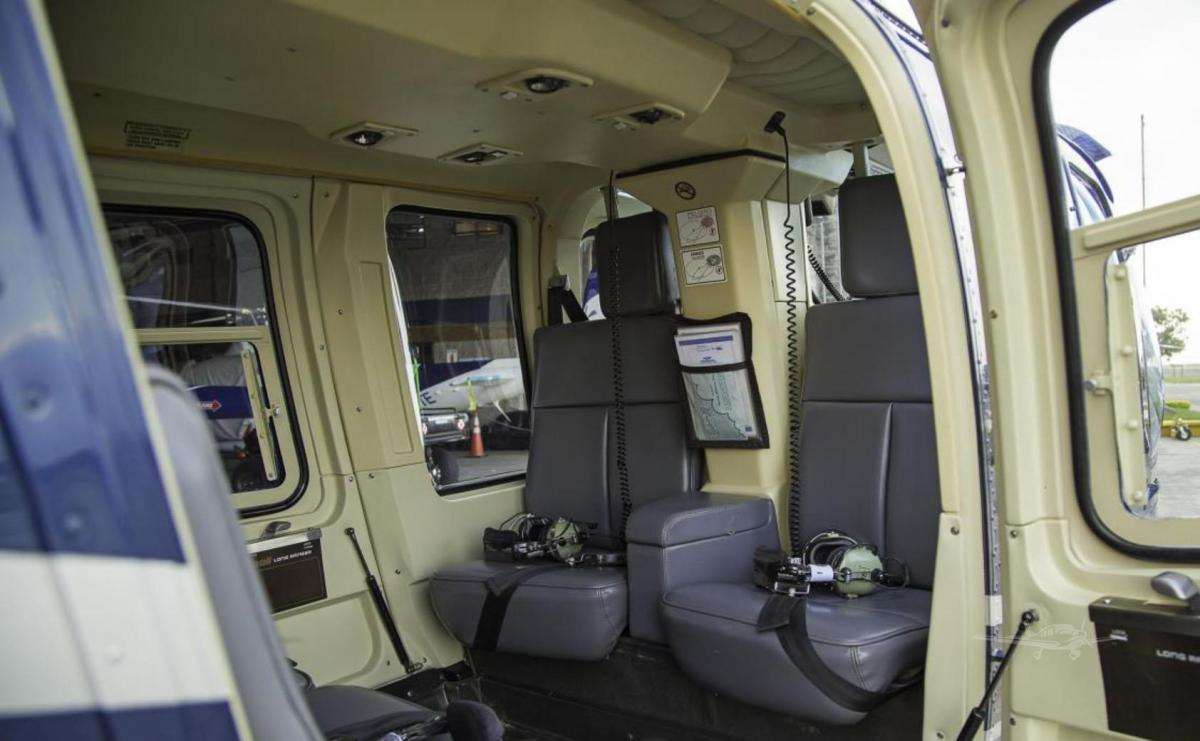 2007 BELL 206L-4 Photo 4