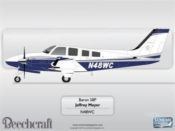 1980 BEECHCRAFT 58P BARON for sale - AircraftDealer.com