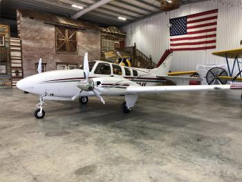 1980 BEECHCRAFT 58 BARON for sale - AircraftDealer.com