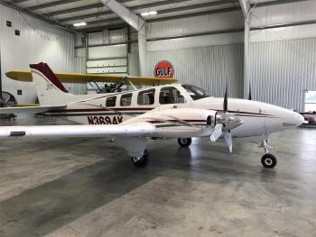 1980 BEECHCRAFT 58 BARON - Photo 2