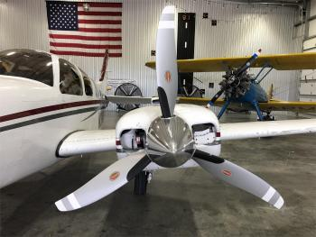 1980 BEECHCRAFT 58 BARON - Photo 3