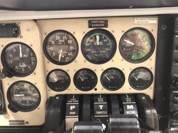 1980 BEECHCRAFT 58 BARON - Photo 8