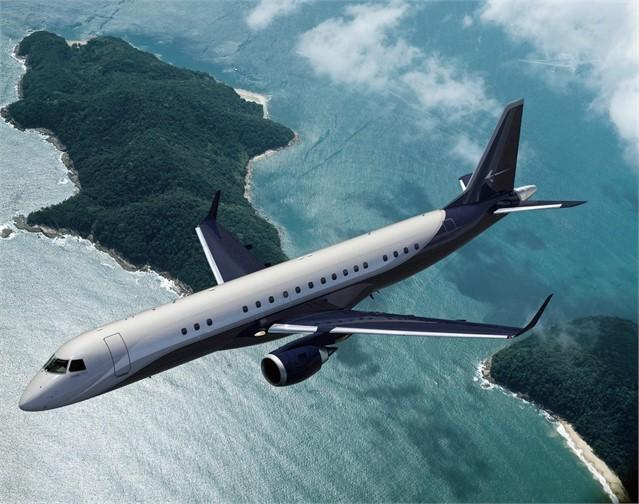 2012 EMBRAER LINEAGE 1000 - Photo 1