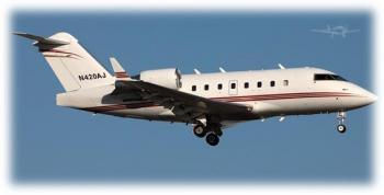 1996 BOMBARDIER CHALLENGER 604 for sale - AircraftDealer.com