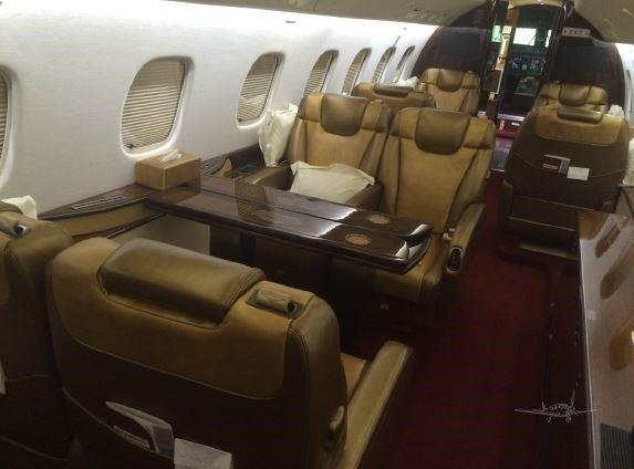 2008 EMBRAER LEGACY 600 Photo 4