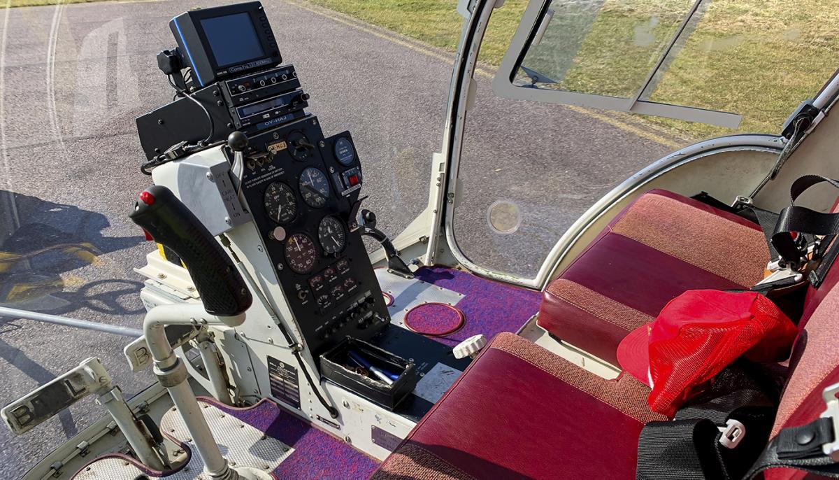 1970 Bell 47 G5 Photo 4