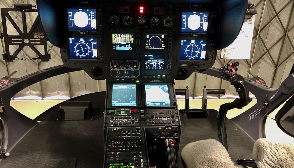 2014 Airbus EC-135 T2E Photo 6