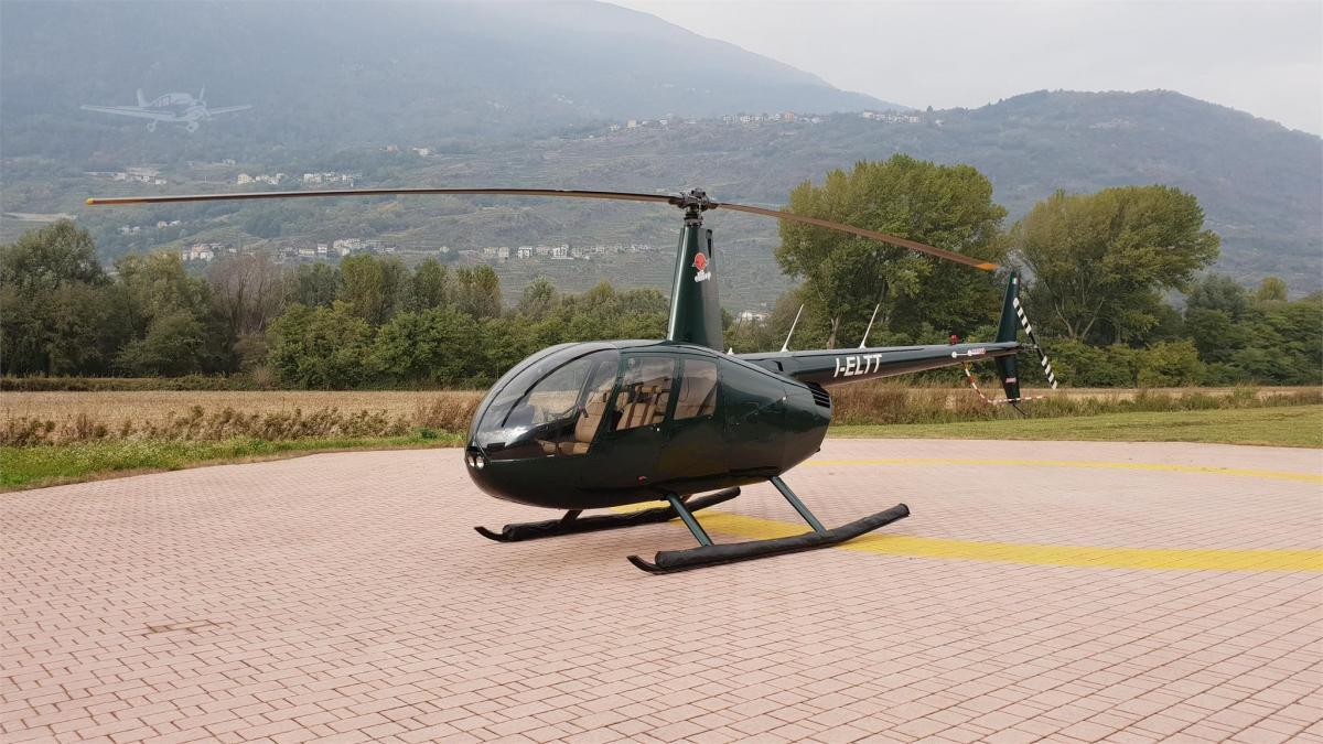 2007 ROBINSON R44 CLIPPER II - Photo 1