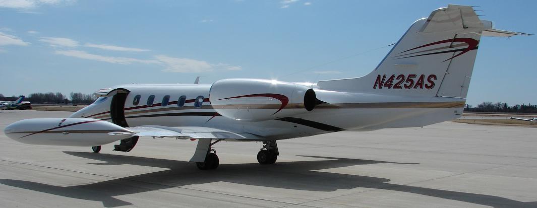 1980 Learjet 35A Photo 2