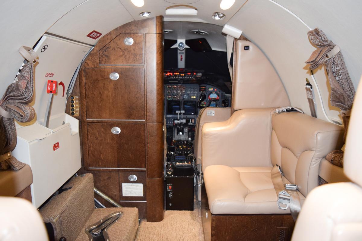 1980 Learjet 35A Photo 4