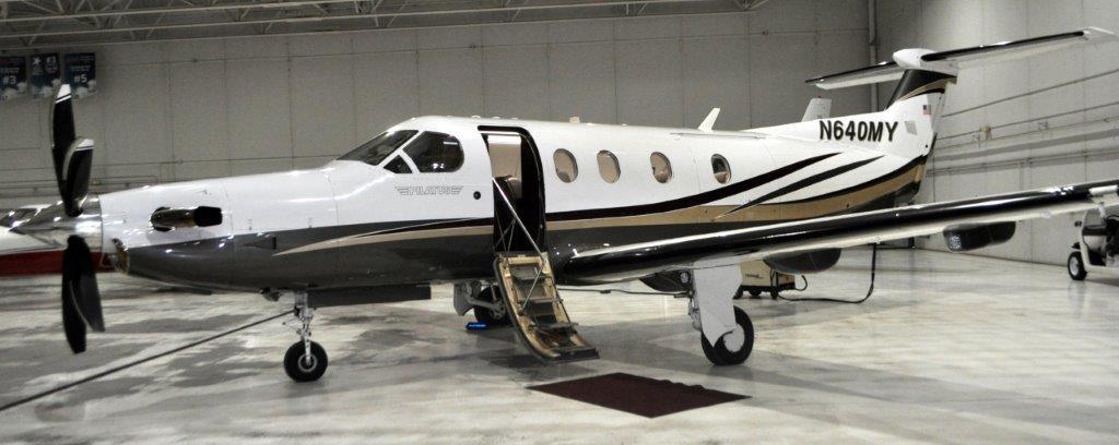 2005 Pilatus PC-12 45 Photo 6