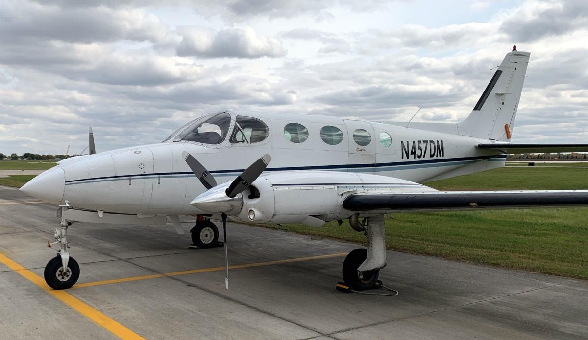 1978 Cessna 340A Photo 2