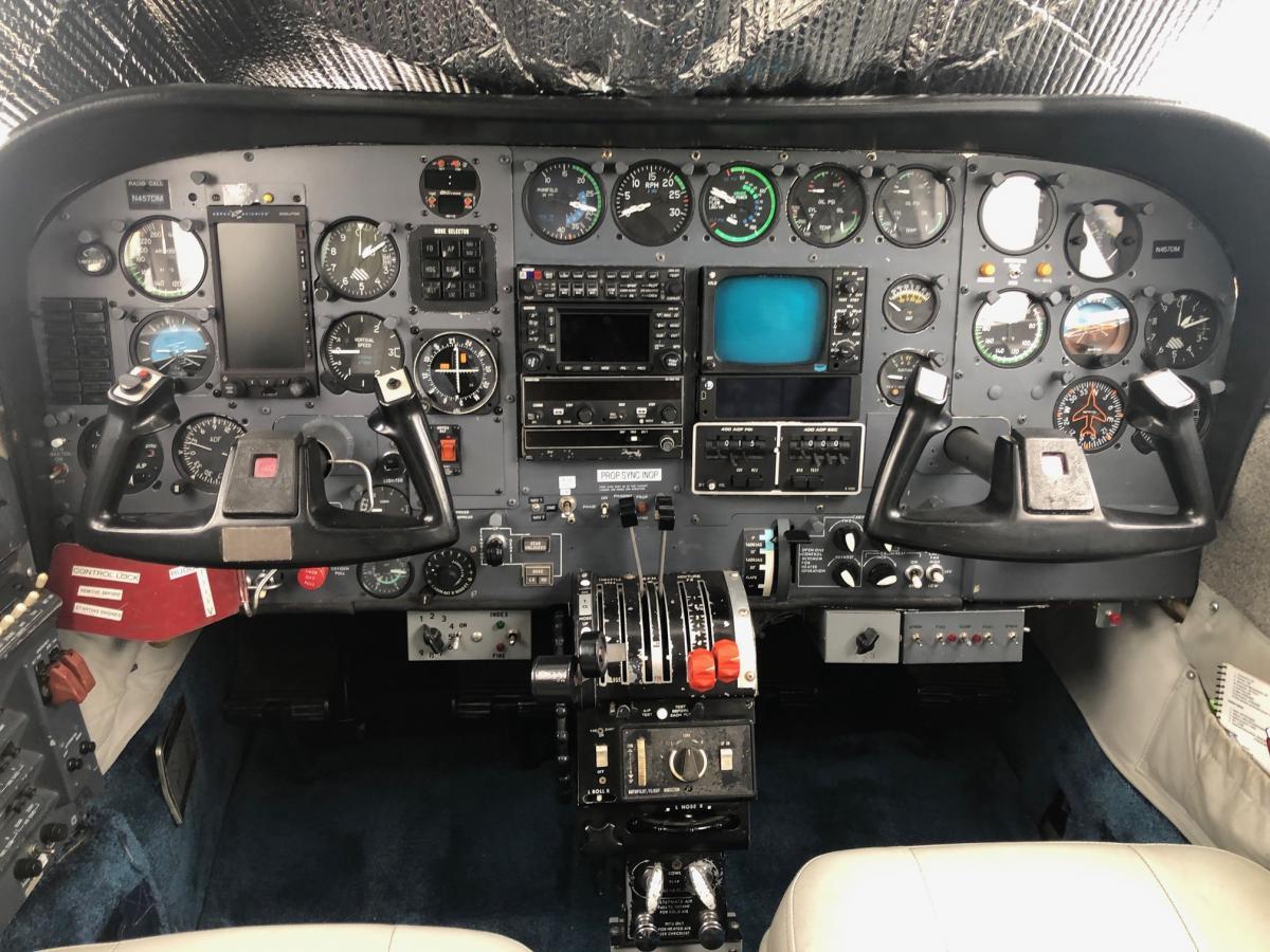 1978 Cessna 340A Photo 3