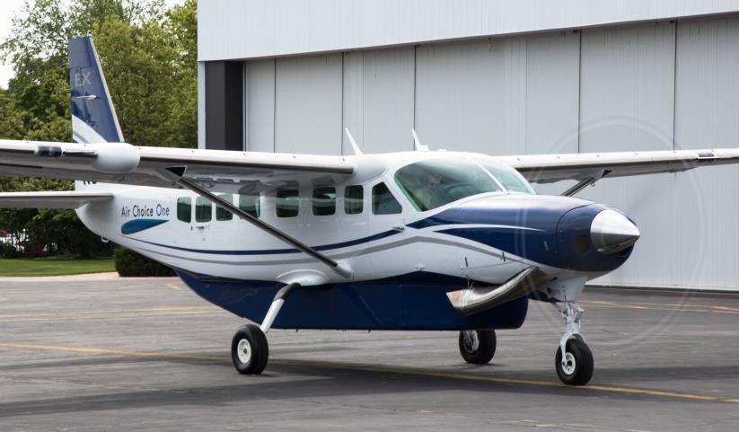 2017 Cessna Grand Caravan EX Photo 2