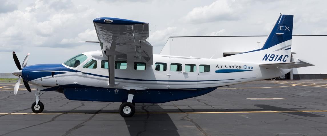 2016 Cessna Grand Caravan EX Photo 3