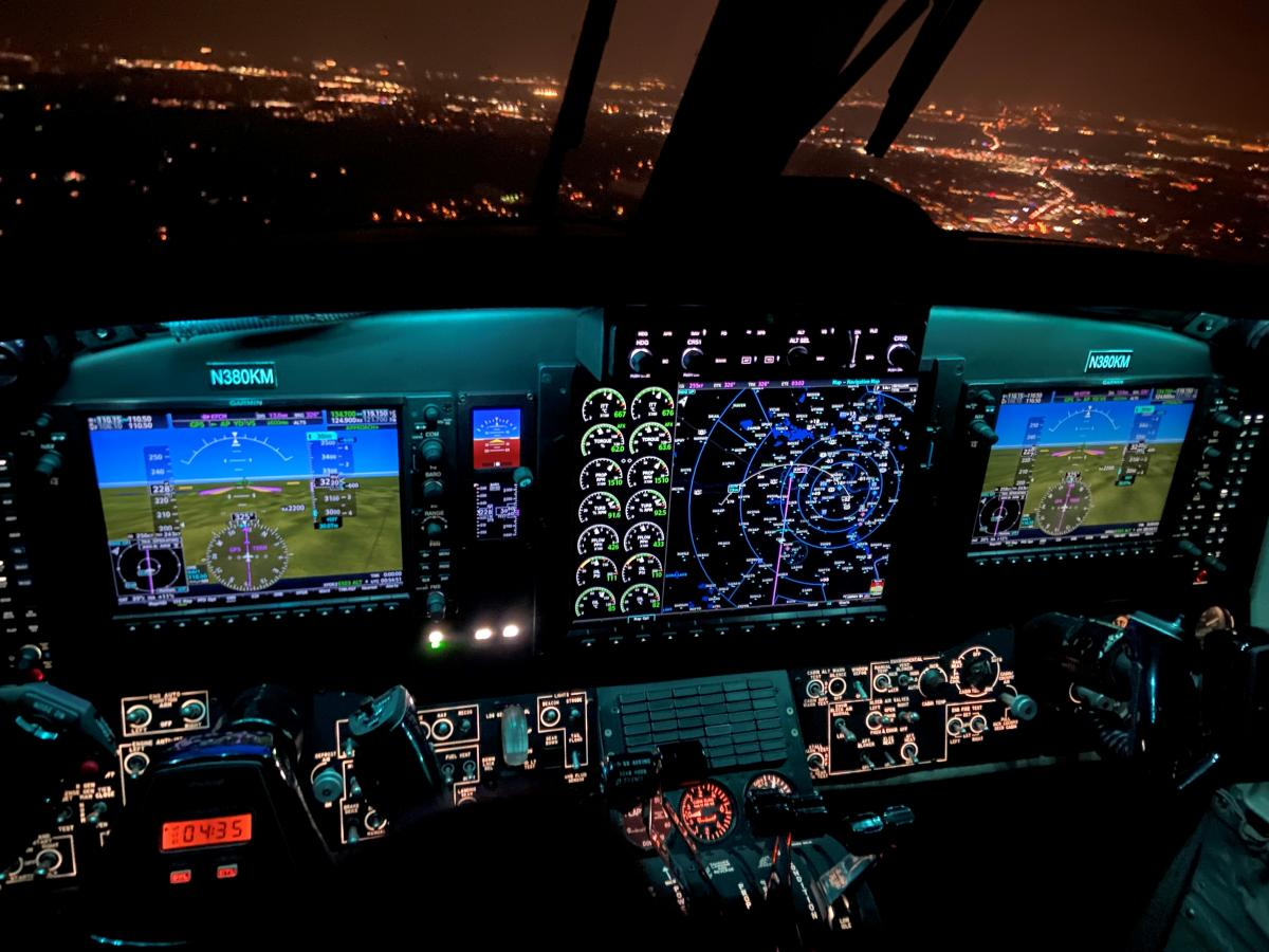 2001 Beechcraft King Air 350 Photo 3