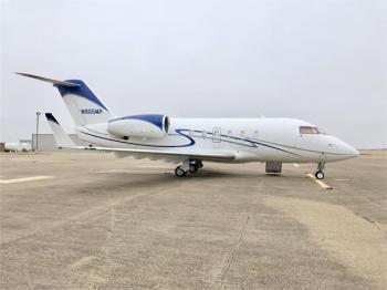 1982 BOMBARDIER/CHALLENGER 600 for sale - AircraftDealer.com