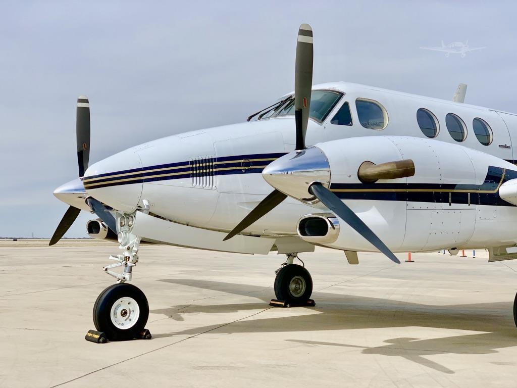1985 BEECHCRAFT KING AIR C90A - Photo 1