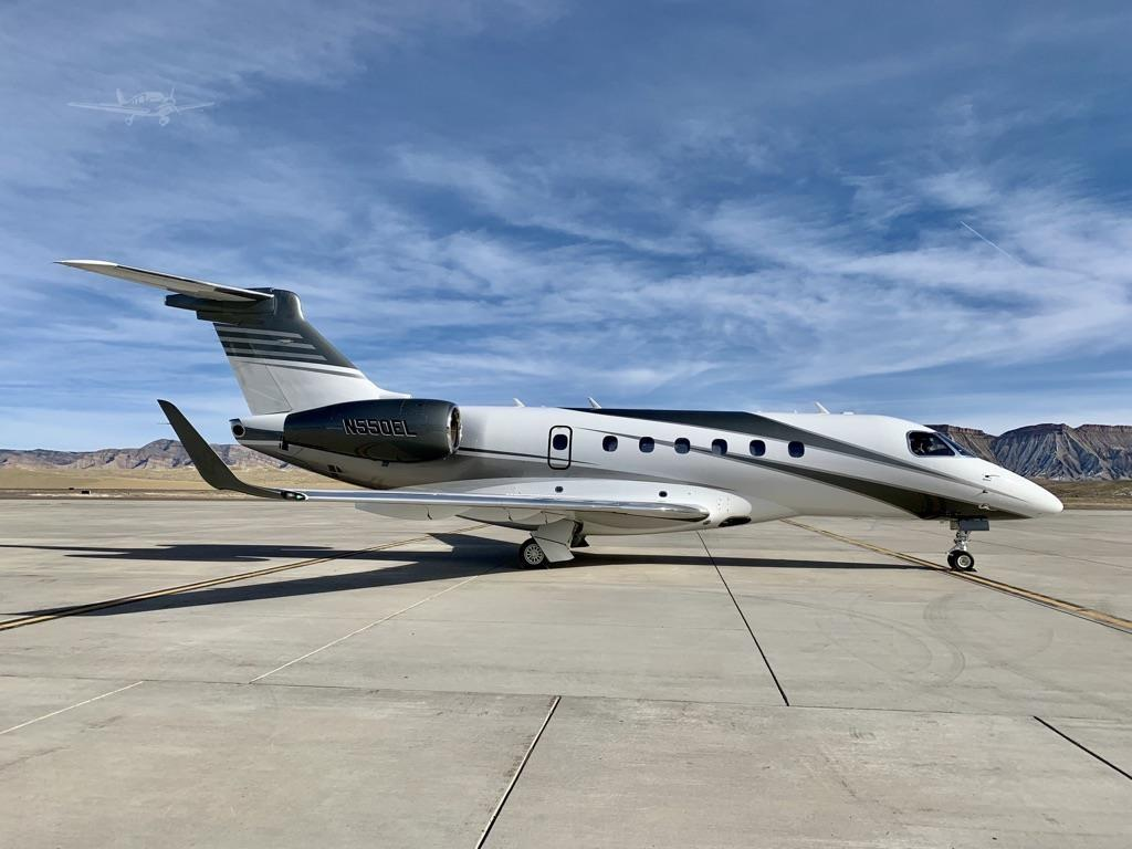 2016 EMBRAER LEGACY 500 - Photo 1