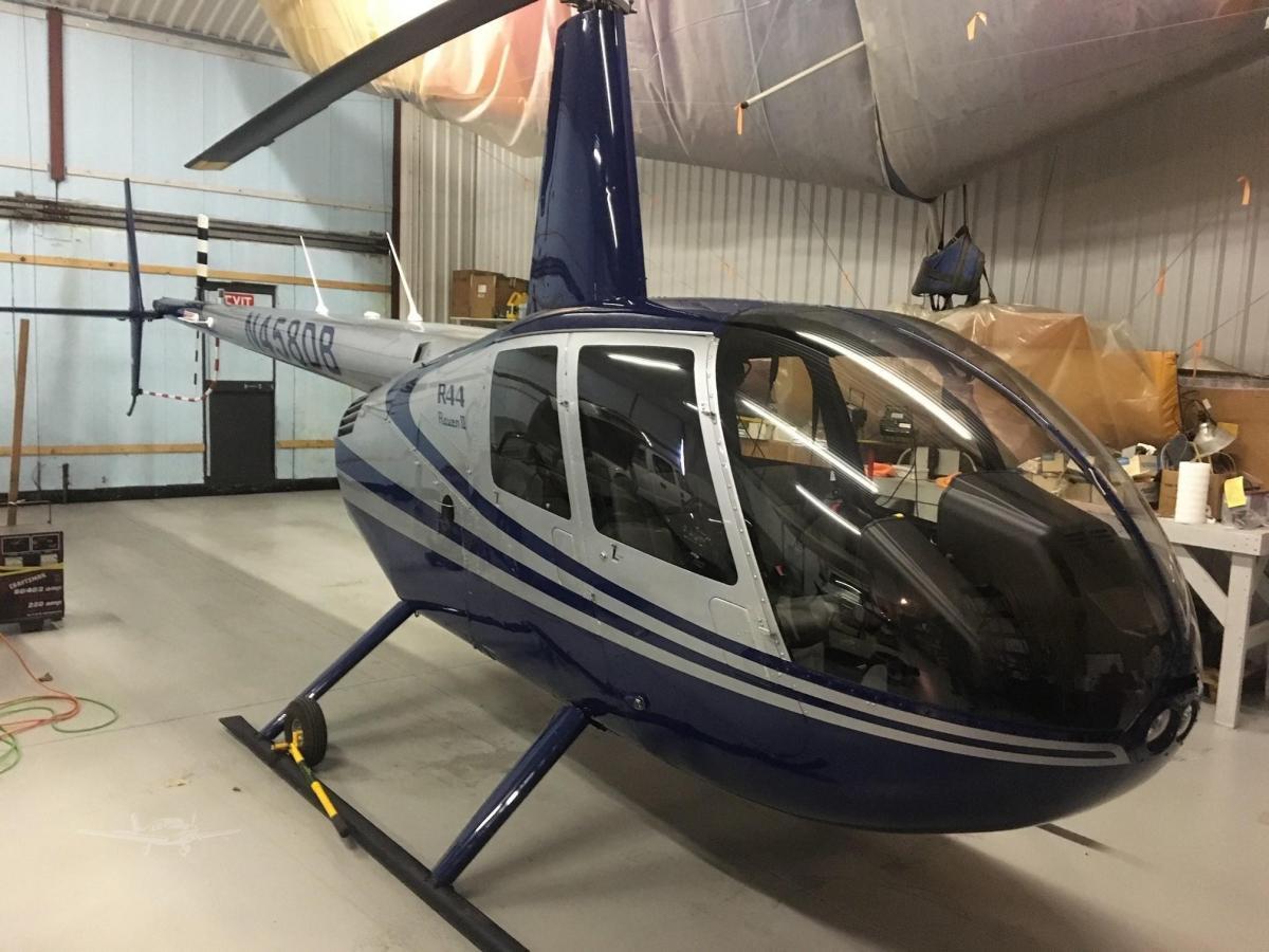 2018 ROBINSON R44 RAVEN II - Photo 1