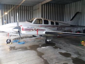 1983 BEECHCRAFT 58P BARON for sale