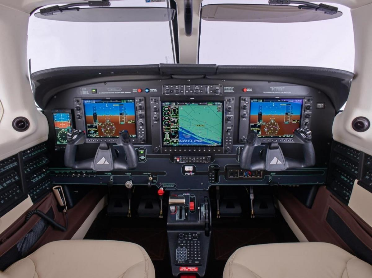 2019 PIPER MERIDIAN M500 Photo 4